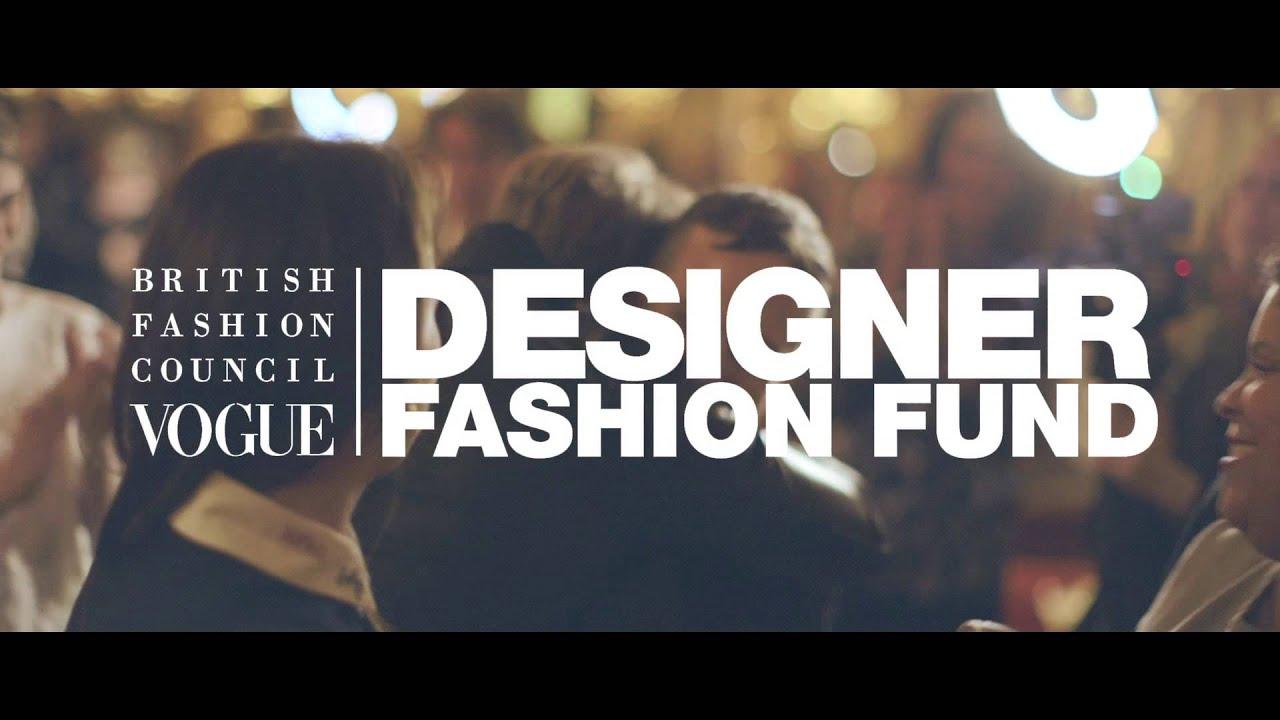 Bfc Vogue Designer Fashion Fund Trailer Youtube