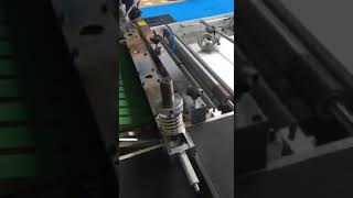 VELOSS 800S Low Micron Side Seal Machine