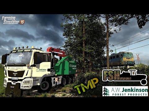 AW Jenkinson FS15  Forst Mods TMP #1