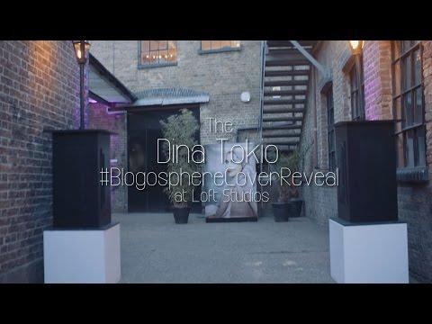 Dina Tokio, #BlogosphereCoverReveal