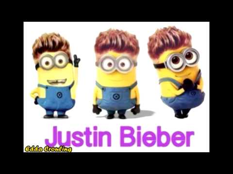 Justin Bieber - What Do You Mean (Minions version)
