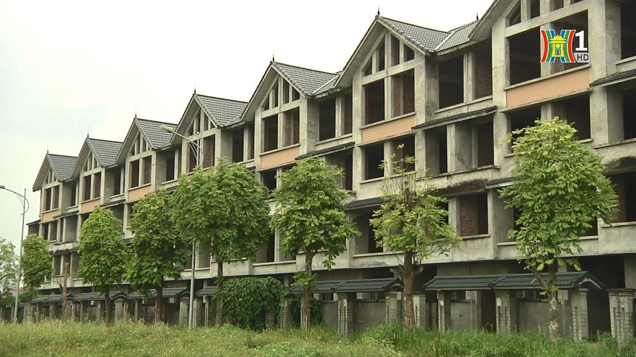 Nhiều khu đô thị mới bỏ hoang tại Hà Nội
