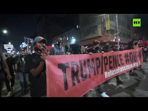 'Make America not racist for the 1st time' | Breonna Taylor decision spurs NYC protests