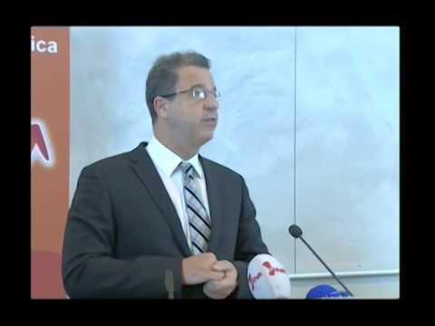 Tužilac Serge Brammertz u službenoj posjeti Crnoj Gori
