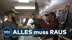 AMERIKA IN CORONAVIRUS-ANGST: Warum US-Bürger jetzt wegen Corona die Waffenläden stürmen