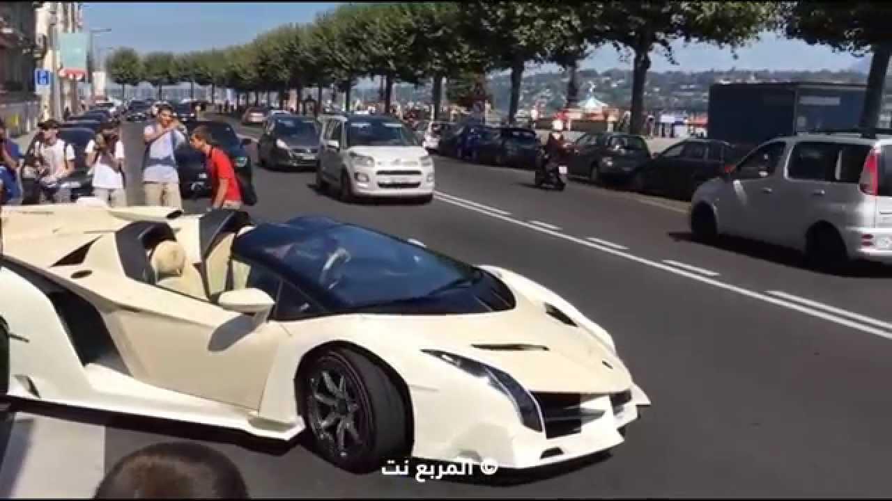 رجل أعمال من الشرق الأوسط يهدي صديقته لامبورجيني فينينو البالغ سعرها 16 مليون ريال سعودي