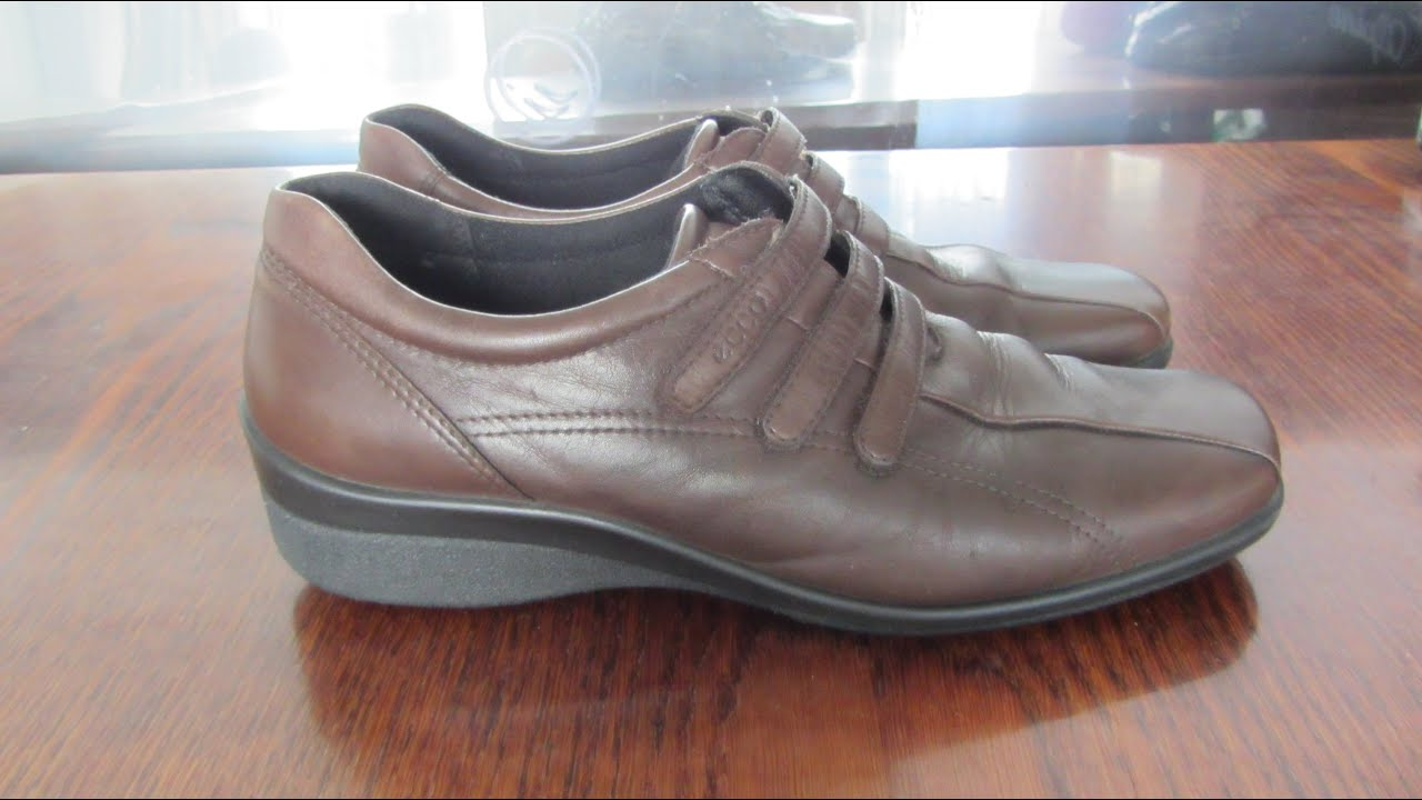 are ecco shoes comfortable