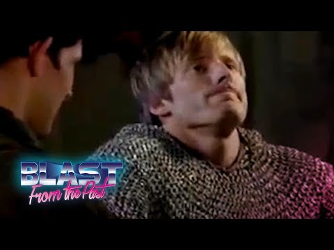 Merlin & Arthur Funny TV Moments | Blast...