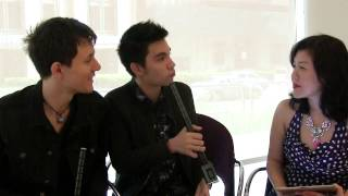 TODAY talks to Sam Tsui and Kurt Hugo Schneider, June 28, 2014