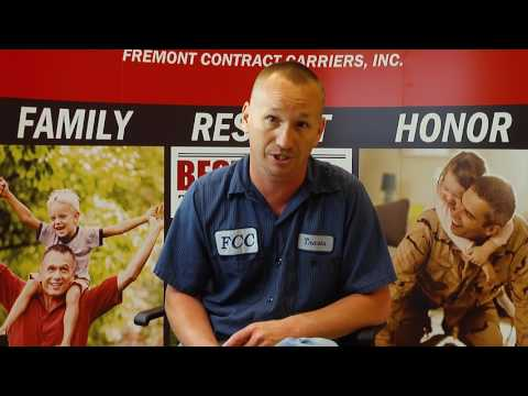 Fremont Contract Carriers: Maintenance Support At FCC