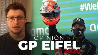 GP Eifel 2020 - Nürburgring, siempre en mi equipo | El vlog de Efeuno