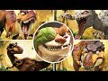 Ice Age 3: Dawn of the Dinosaurs All Bosses | Boss Fights (PS3, X360, Wii, PS2, PC)