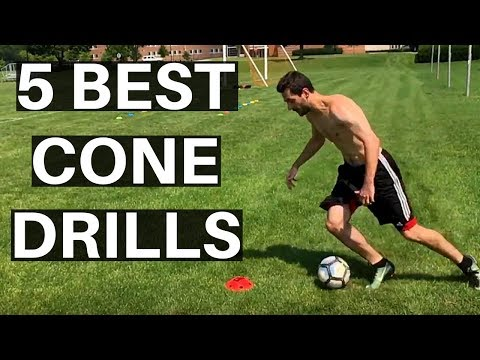 5 Must Learn Soccer Dribbling Drills All Players Should Know