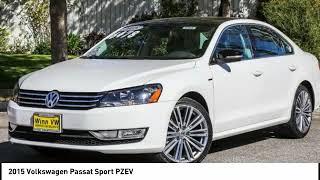 2015 Volkswagen Passat Woodland Hills CA W569