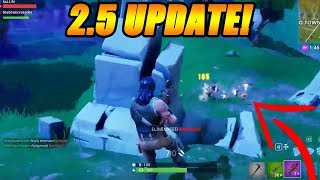 Fortnite: Battle Royale Duos! Impulse Nades & Shrines Patch 2.5 PC Gameplay