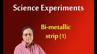 Bimetallic Strip - 1