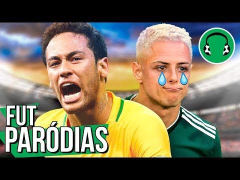 ♫ 2x0 - BRASIL MANDA O MÉXICO PRA CASA | Paródia Meiga e Abusada - Anitta