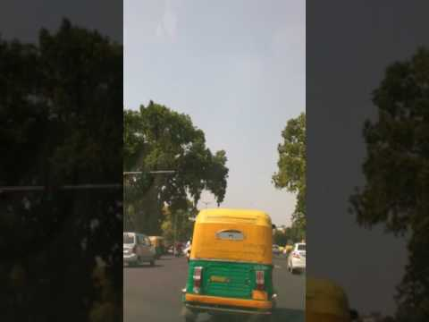 Sunday Drive Through New Delhi | Live Driving In Delhi
