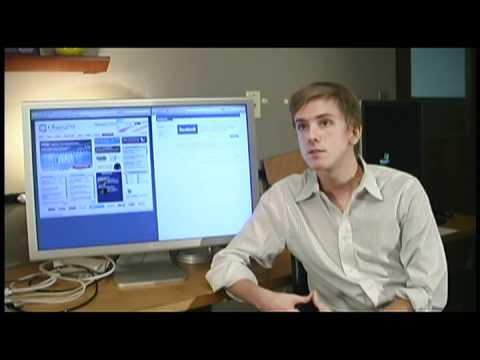 Chris Hughes Co Founder of Facebook interview