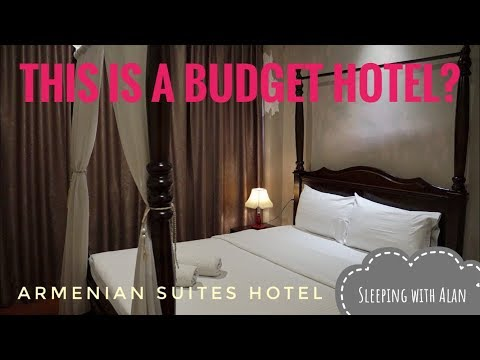 Sleeping With Alan - Review Of Armenian Suite Hotel Penang
