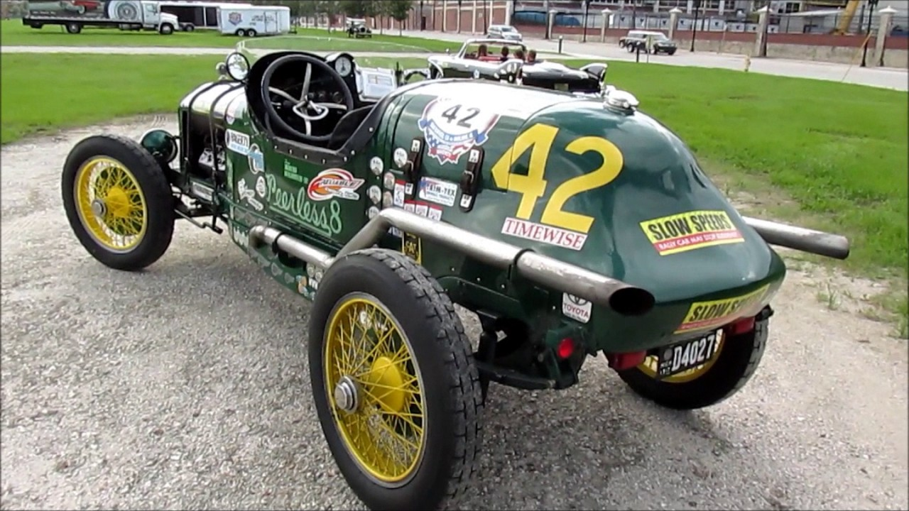 Watch: We ride along with two Great Race cars - one a veteran, the ...