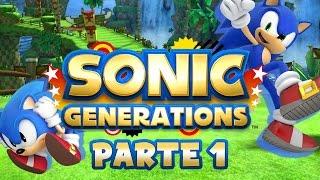 ¡Empiezan los problemas! | SONIC GENERATIONS #1 - Español (1080p 60fps)