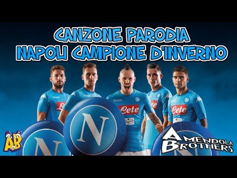 Canzone Napoli Campione D'inverno feat. Manuel Aski - (Parodia) Clean Bandit - Rockabye