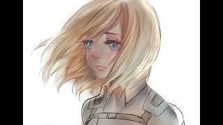 اغنية نهاية انمي هجوم العمالقة الموسم 3 رقم 1 كاملة مترجمة『Akatsuki no chinkonka』