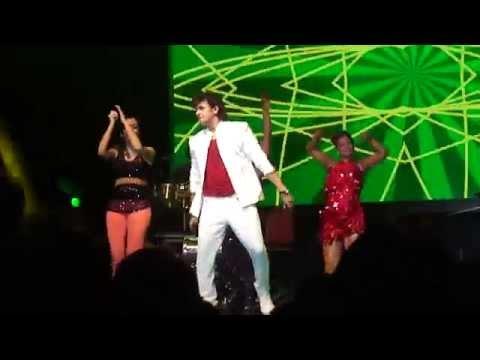 Sonu Nigam Live Concert In Mauritius (2014) – Zoobi Doobi - 3 Idiots