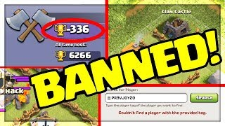 STRANGEST VILLAGES BANNED in Clash of Clans!