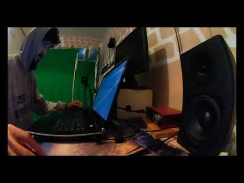 Stüdyo Zamanı ( Bölüm 1 ) 90 dakikada Beat & Söz & Kayıt & Mix-Mastering