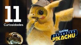 11 Curiosidades de Detective Pikachu