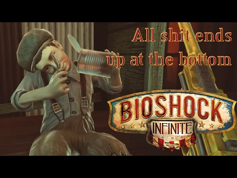 The Slums - Bioshock Infinite: 1999 Mode (Part 13)