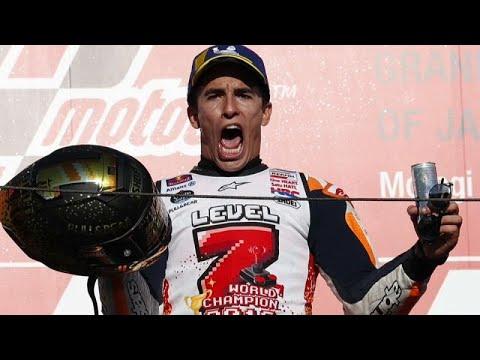 euronews (deutsch): MotoGP-Überflieger Márquez holt 7. WM-Titel