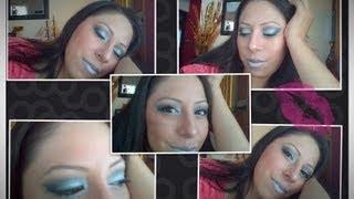 Maquillaje para cabello oscuro, técnica de difuminado Thumbnail