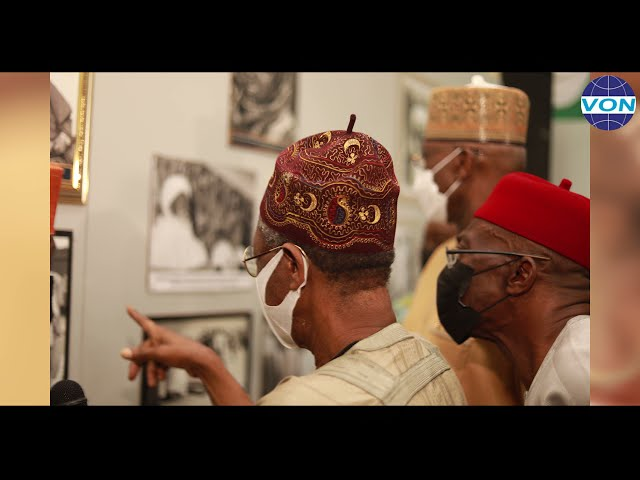 NIGERIA AT 60 PHOTO EXHIBITION