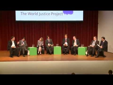 World Justice Forum IV | Competitive Advantage: Attracting Investment through Strong Rule of Law