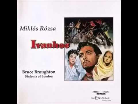 Miklos Rozsa - Ivanhoe