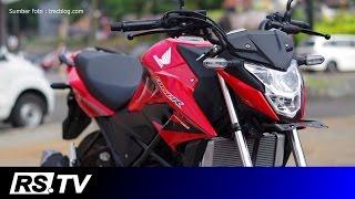 Review All New Honda CB150R Streetfire 2015
