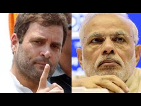 Rahul Gandhi ATTACKS PM Modi - Full Speech