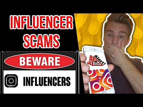How Instagram Influencers Will SCAM You (BEWARE)