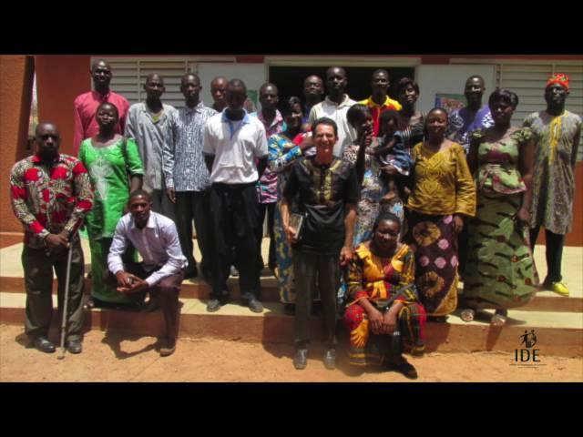 Testemunho Projeto Burkina Faso IDE-GO