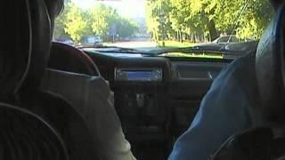 """Уроки вождения для автоледи.  Урок 11 """"И смех и..."""""""