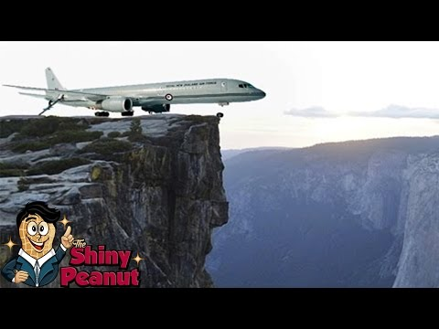 Top 5 Bandara Paling Berbahaya di Dunia Untuk Mendarat!!