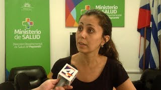 El MSP remarca la importancia de la vacunación contra el sarampión ante epidemia en la región