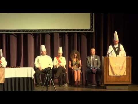 Auguste Escoffier School of Culinary Arts Graduation 2016