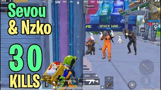 They used the IMMORTAL trick  | 30 KILLS | PUBG Mobile