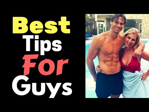 """Guest Co-Host """"Doorway Dave"""" Male Stripper & Personal Trainer - TIps On How Guys Gain Confidence! - 동영상"""