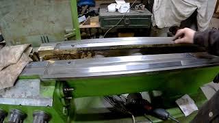 Аматорський ремонт токарного 1іС611В  ч.2