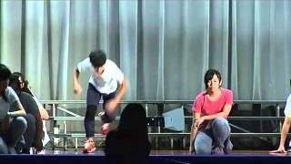 1415  明愛莊月明中學家教晚會 - 舞蹈表演
